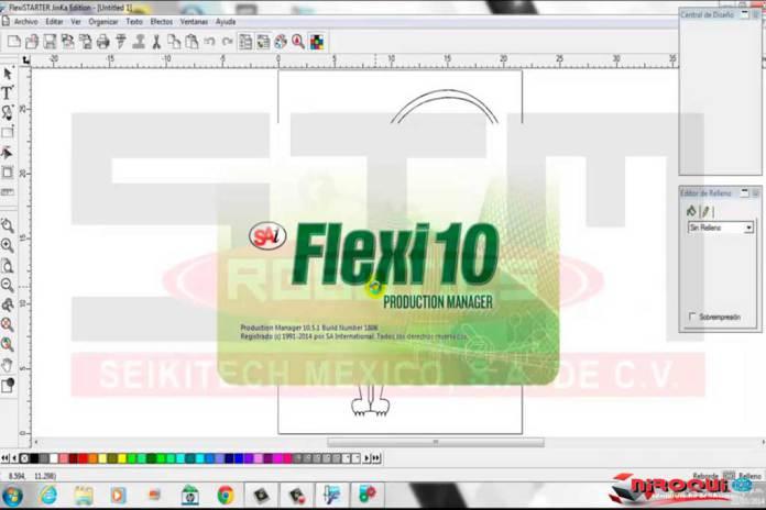 Flexi 10 crack keygen