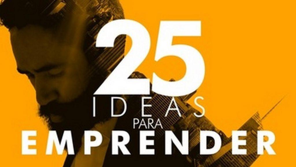 curso de25 Ideas para Emprender