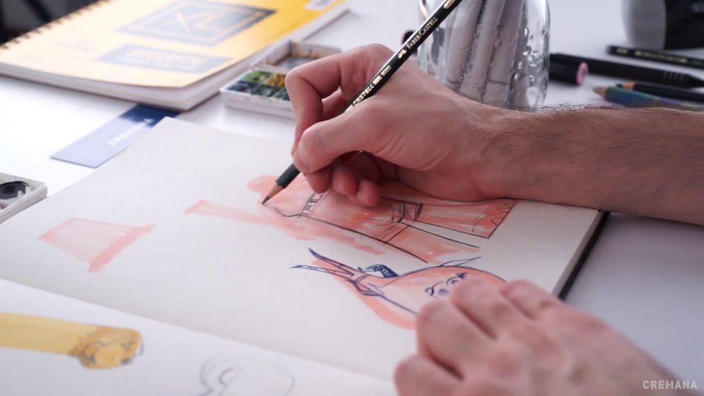 Curso Dibujo a lápiz: De principiante a experto