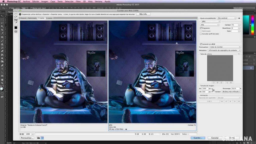 Retoque Digital Creativo en Adobe Photoshop