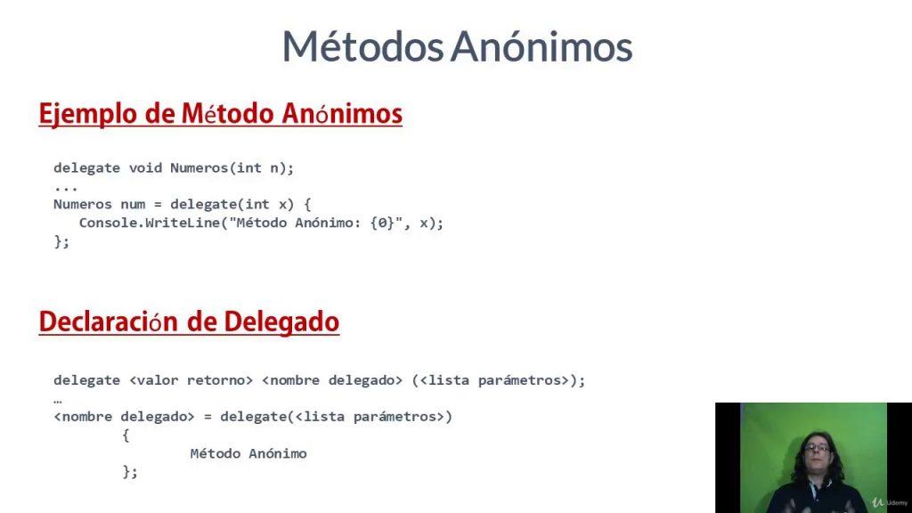 Curso Completo de Desarrollo C Sharp (C#)