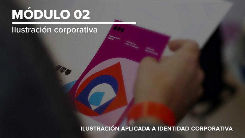 Ilustración aplicada a identidad corporativa