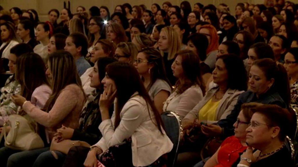 Conferencia Mujeres Con Poder
