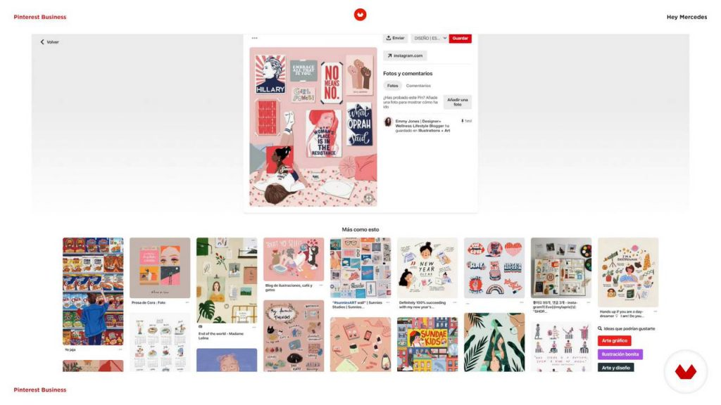 Pinterest Business como herramienta de marketing
