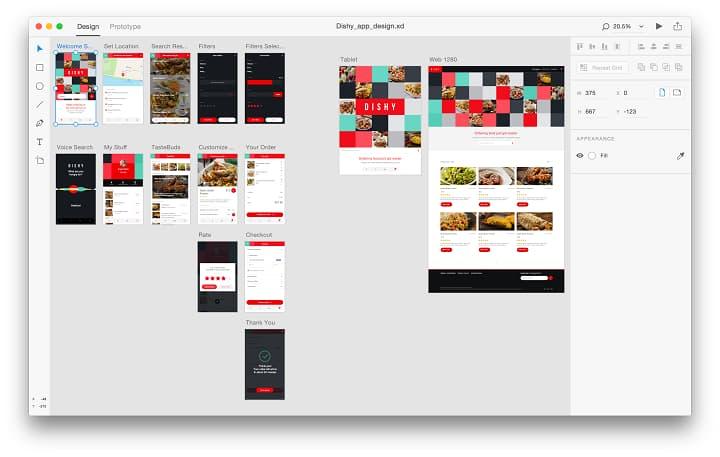 Adobe XD CC 2019 v22.2.12 Pre-Activado Diseño a su Tiempo