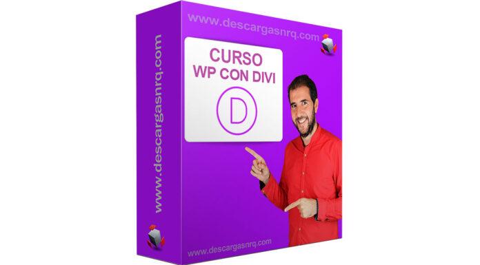Curso WordPress con DIVI de Gonzalo de la Campa