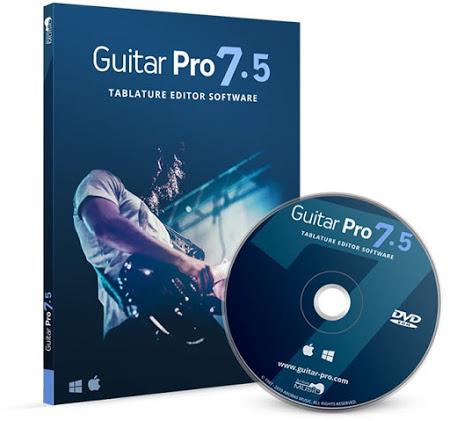 Guitar Pro v7.5.3 Build 1730 Multilenguaje (Español)